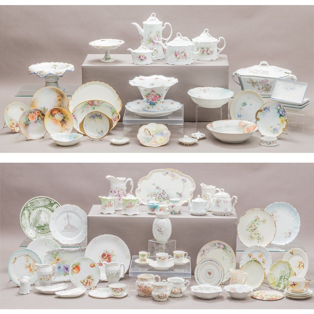 A Miscellaneous Collection of Porcelain and Ceramic