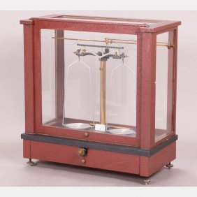 A Short Beam Analytical Balance By W. Ainsworth And