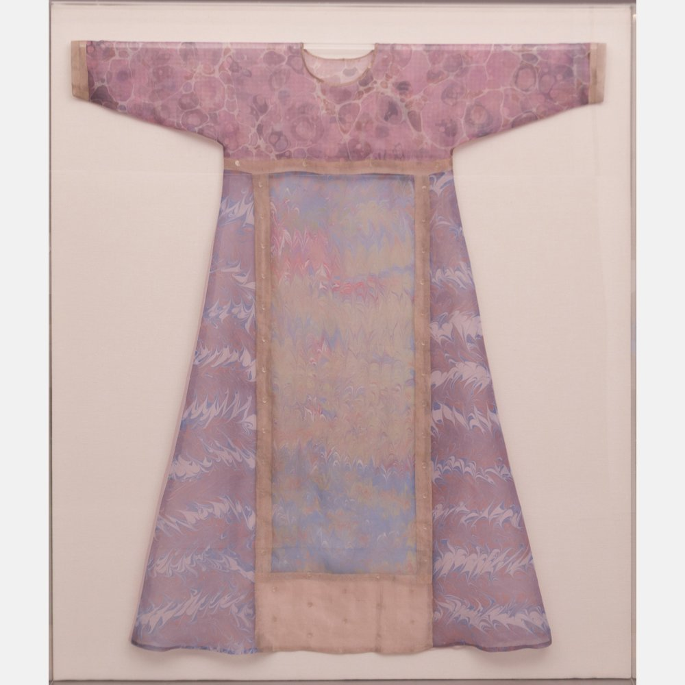 Attributed to Elizabeth Giordano (20th Century) Marbled