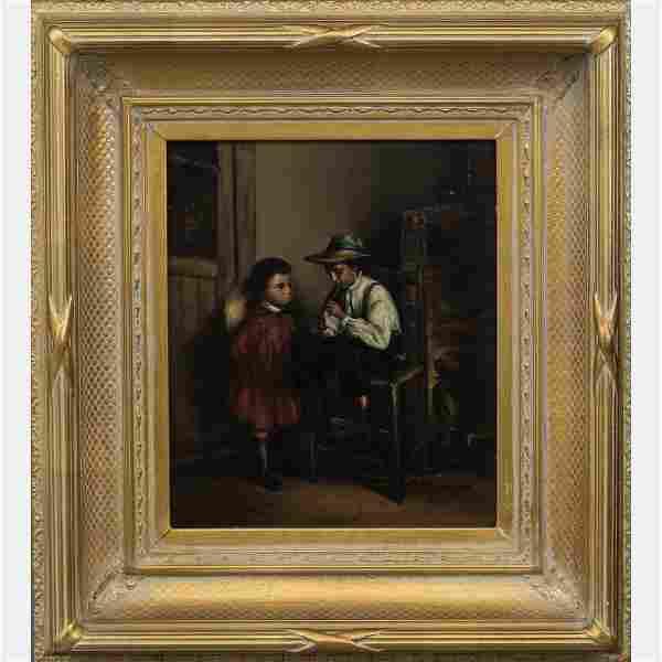 Artist Unknown (Continental School, 19th Century)