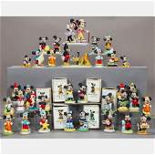A Miscellaneous Collection of Porcelain Mickey and