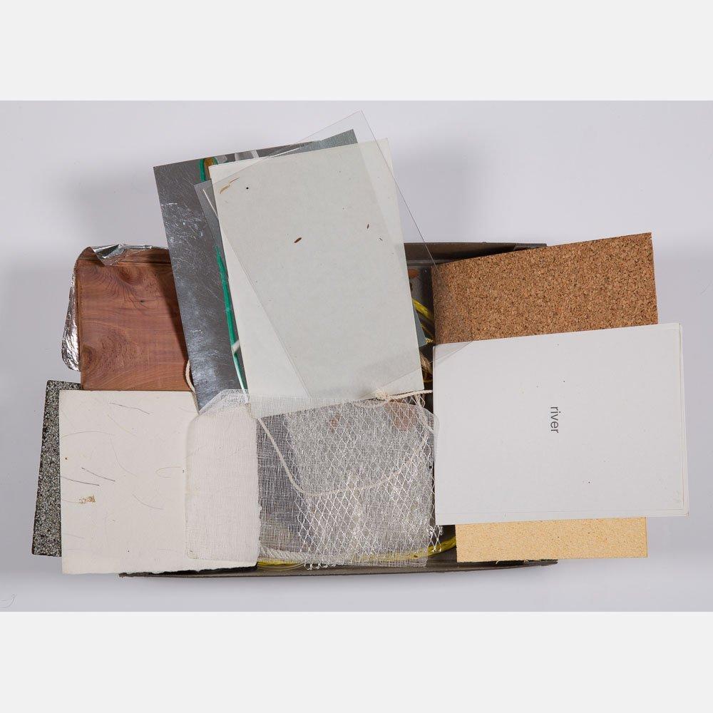 Meg Webster (b. 1944) Invitation Materials, 1996, - 2