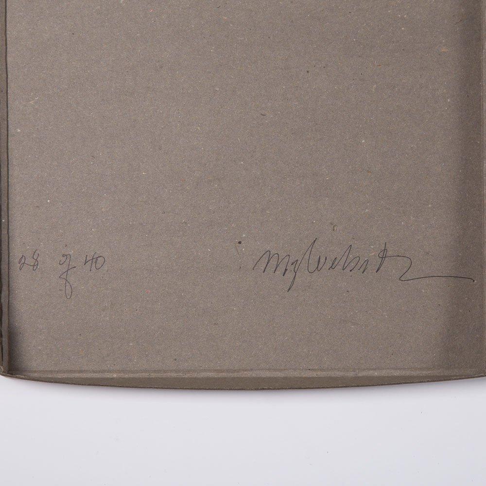 Meg Webster (b. 1944) Invitation Materials, 1996, - 3
