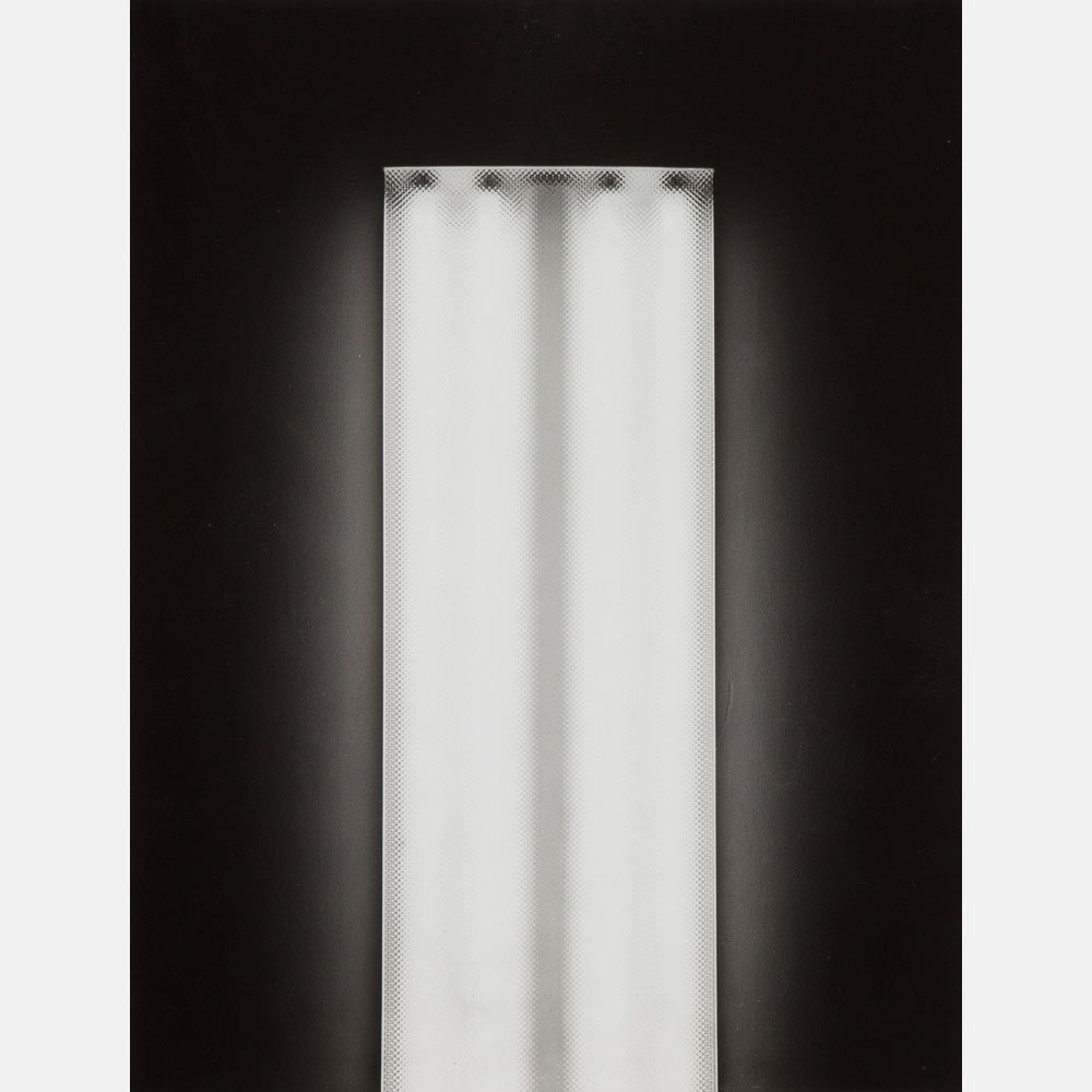 James Welling (b. 1951) Kitchen Lamp, 1996, Black and - 2