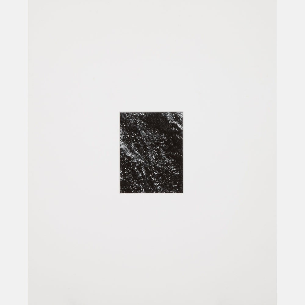 James Welling (b. 1951) Cascade, 1980, Gelatin silver