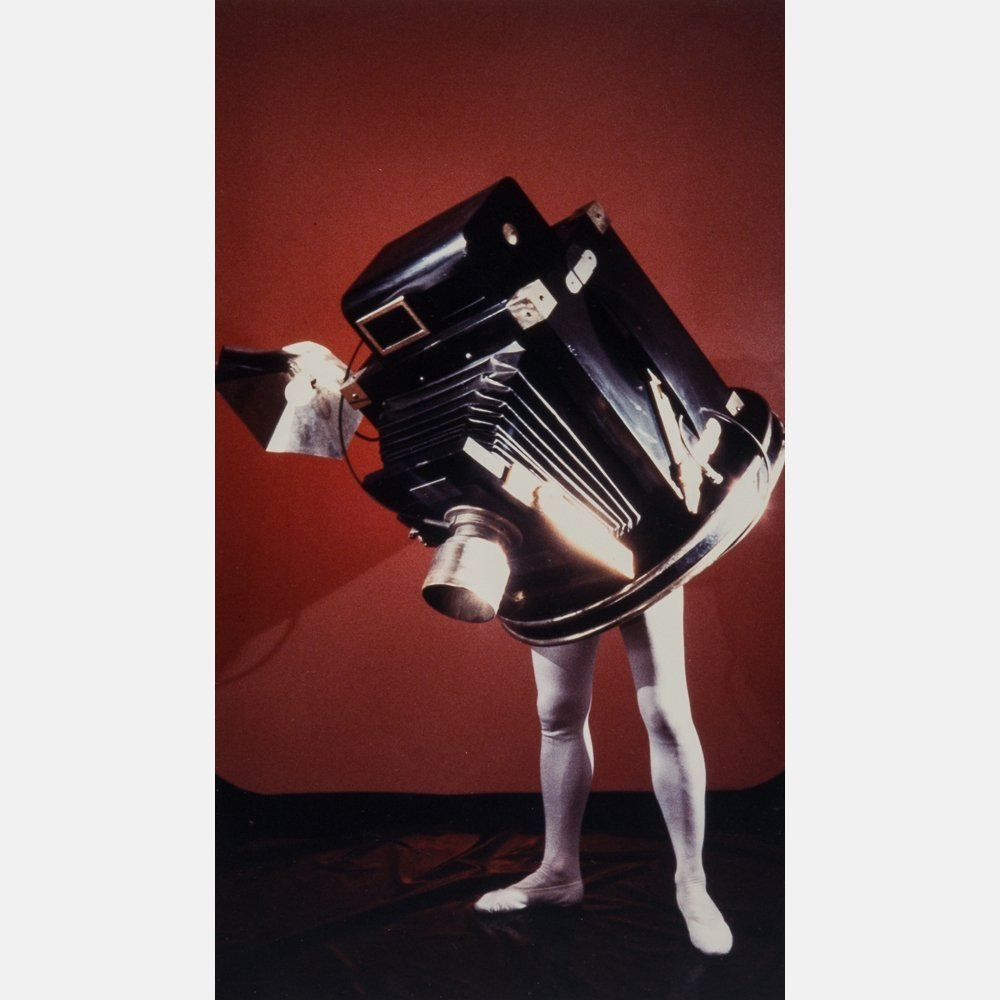 Laurie Simmons (b. 1949) Walking Camera (Jimmy the - 2