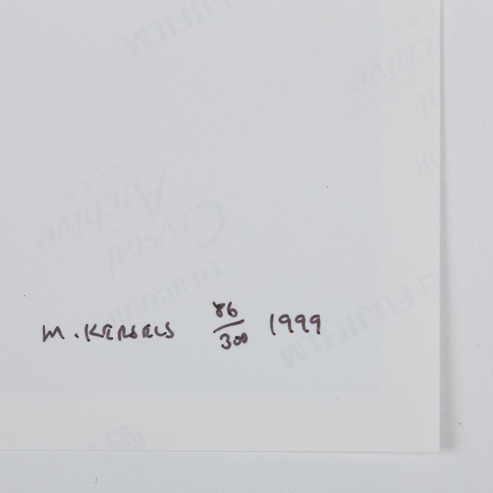 Martin Kersels (b. 1960) Untitled, C-print on Fuji Film - 4