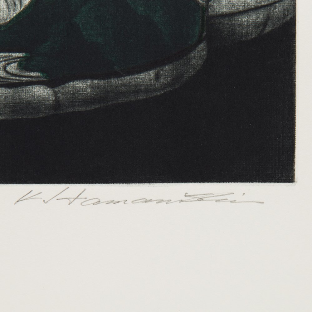Katsunori Hamanishi (b. 1949) White Head Eagle, 2016, - 3