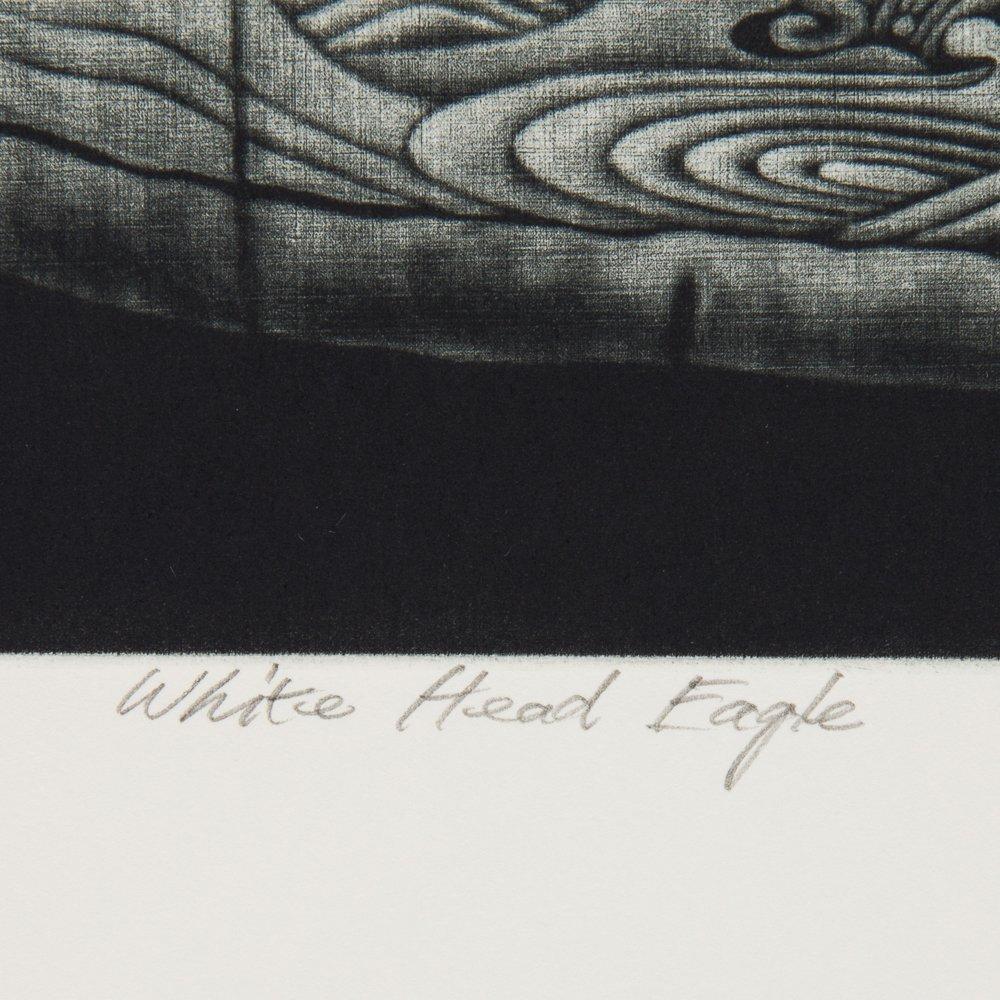 Katsunori Hamanishi (b. 1949) White Head Eagle, 2016, - 4