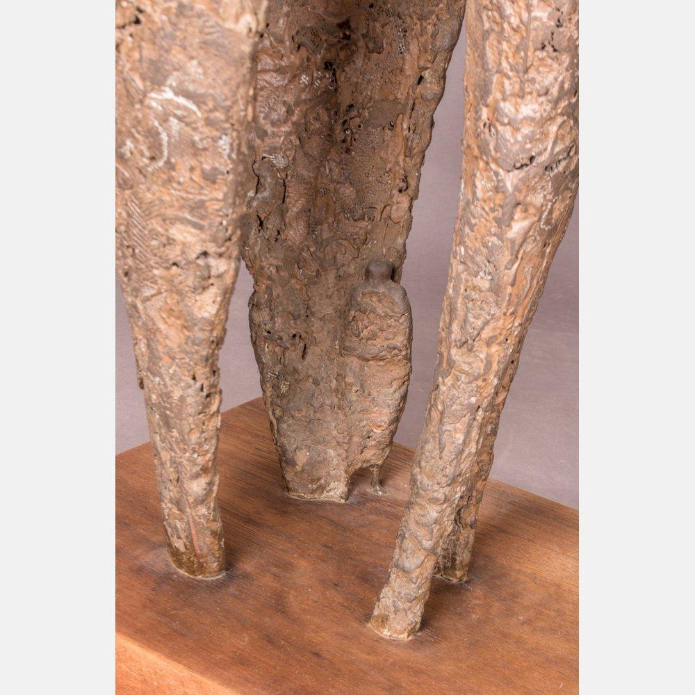 Helen Beling (1914-2001) Embrace, Belplast polyester - 3