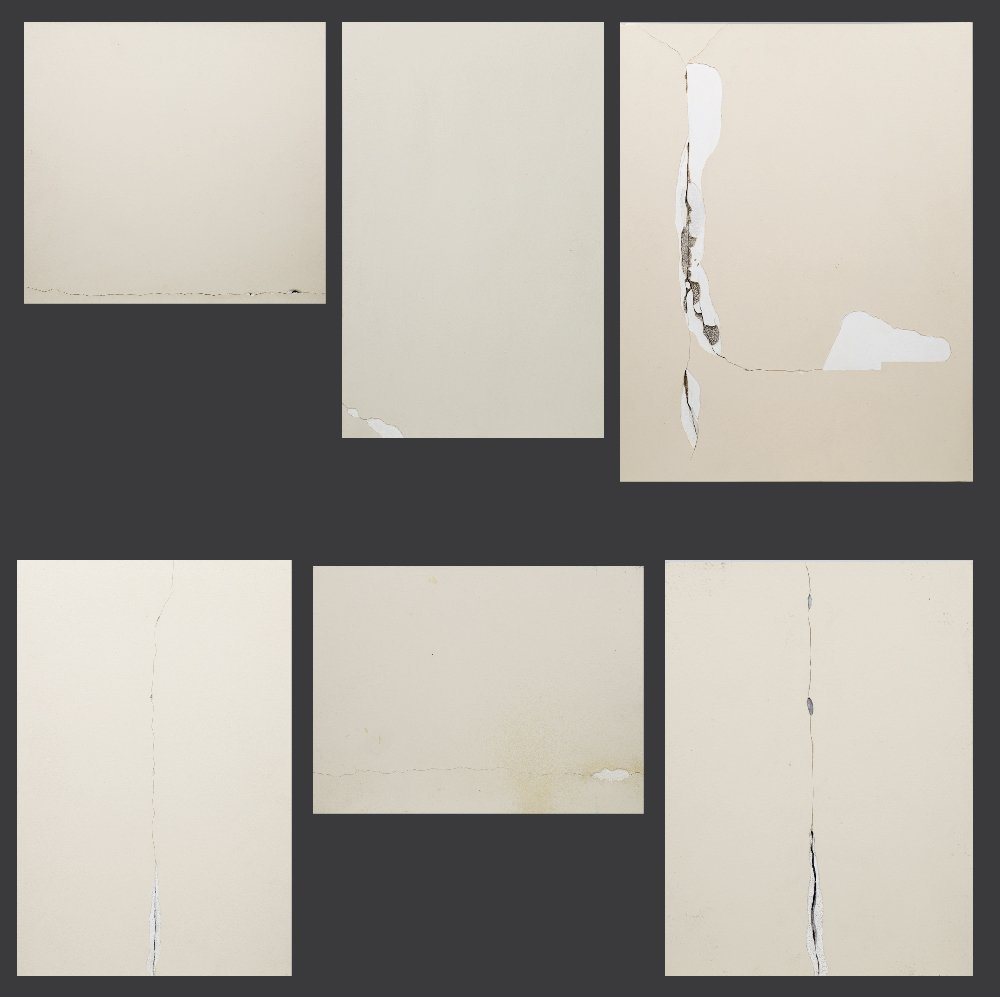 William Radawec (1952-2011) Six Artworks