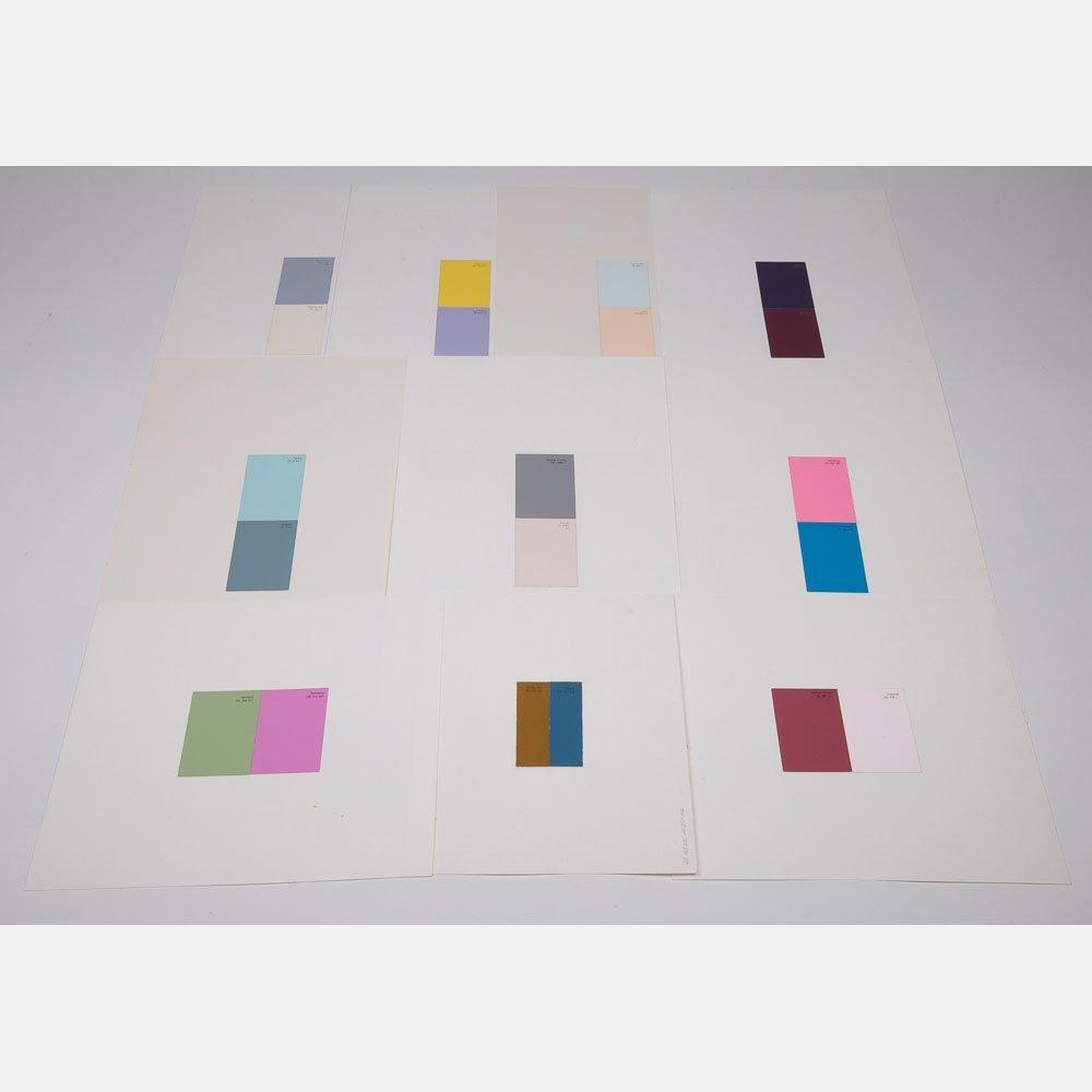 William Radawec (1952-2011) Twenty-Eight Studies for - 2