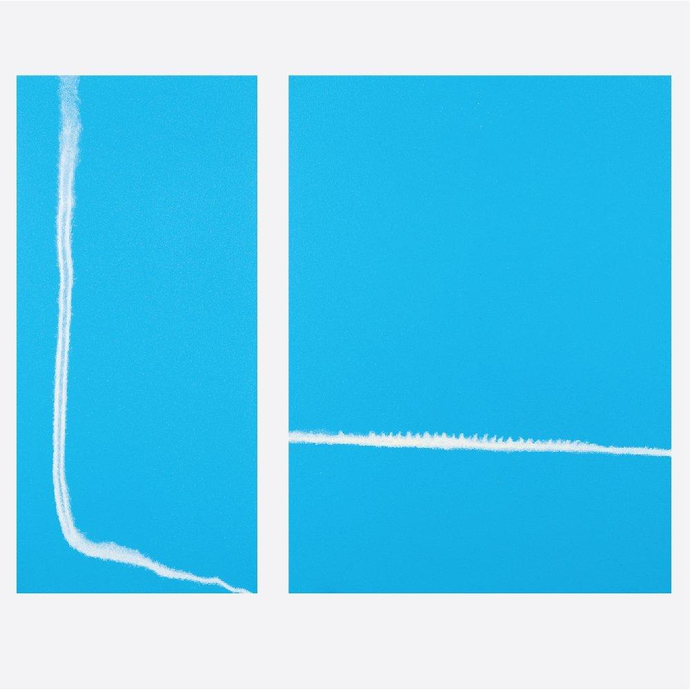 William Radawec (1952-2011) Two Paintings