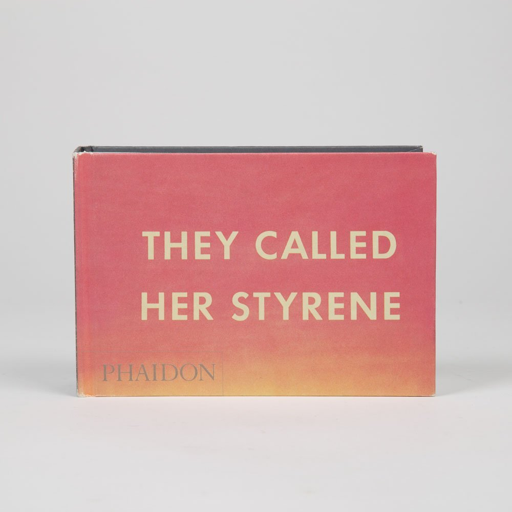 Ruscha, Ed (b. 1937).  They Called Her Styrene. London: - 6