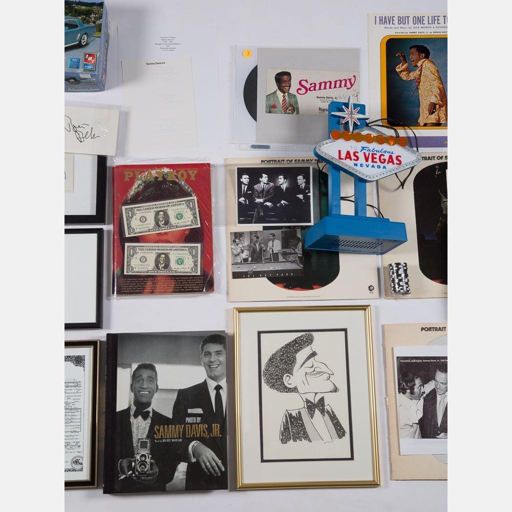 A Collection of Celebrity Memorabilia, 20th Century, - 3