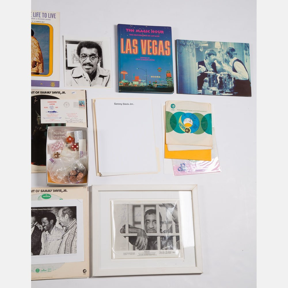 A Collection of Celebrity Memorabilia, 20th Century, - 4