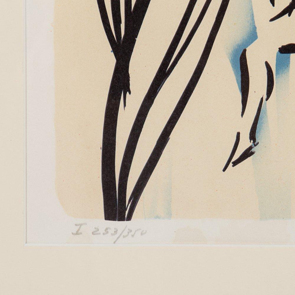 Salvador Dali (1904-1989) Fleurs Surrealist: Gala's - 3