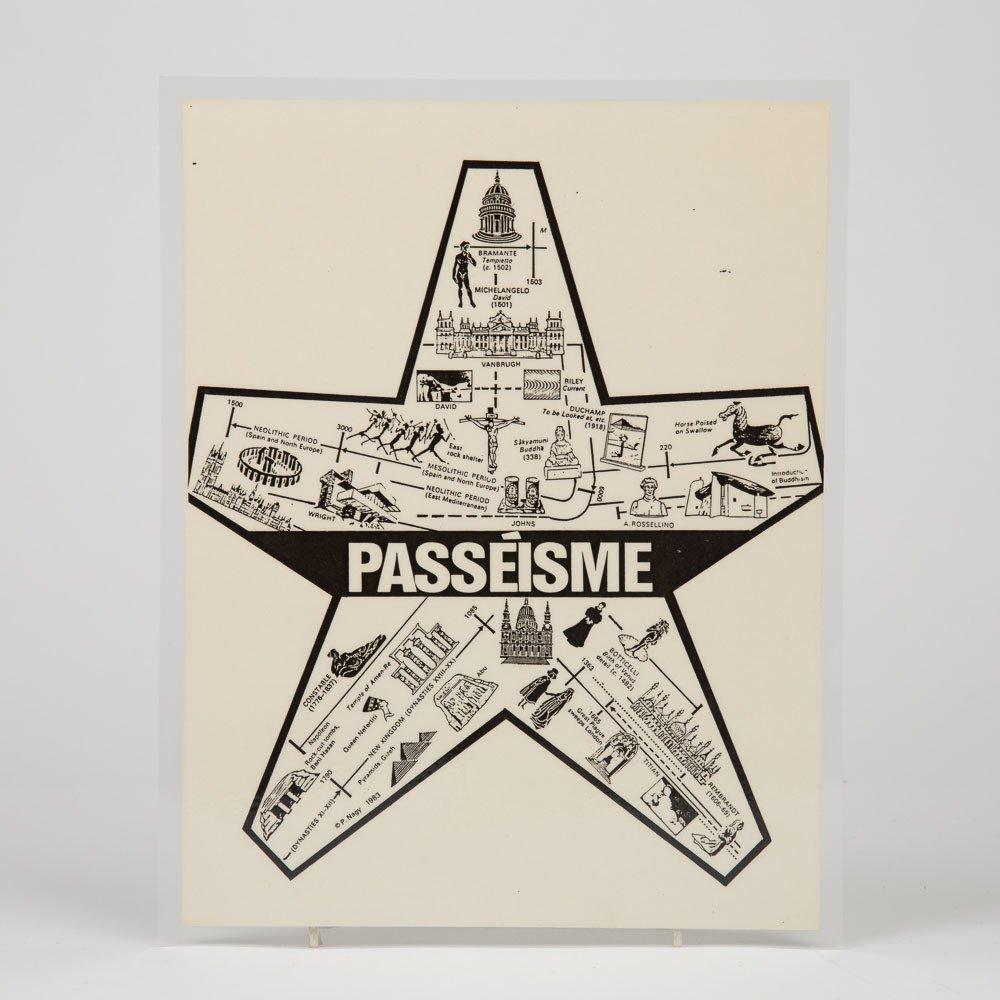 Peter Nagy (b. 1959) The 8 Hour Day/Passeisme, 1983, - 5