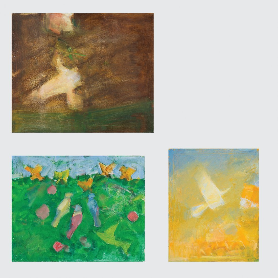 Marco De Marco (1918-2015) A Group of Three Studies of