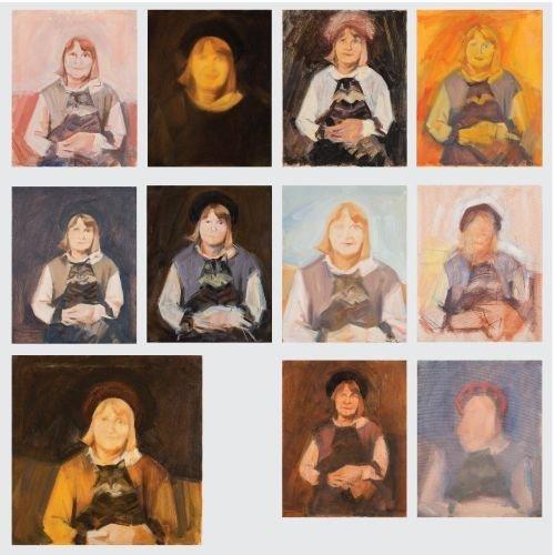 Marco De Marco (1918-2015) A Group of Eleven Studies