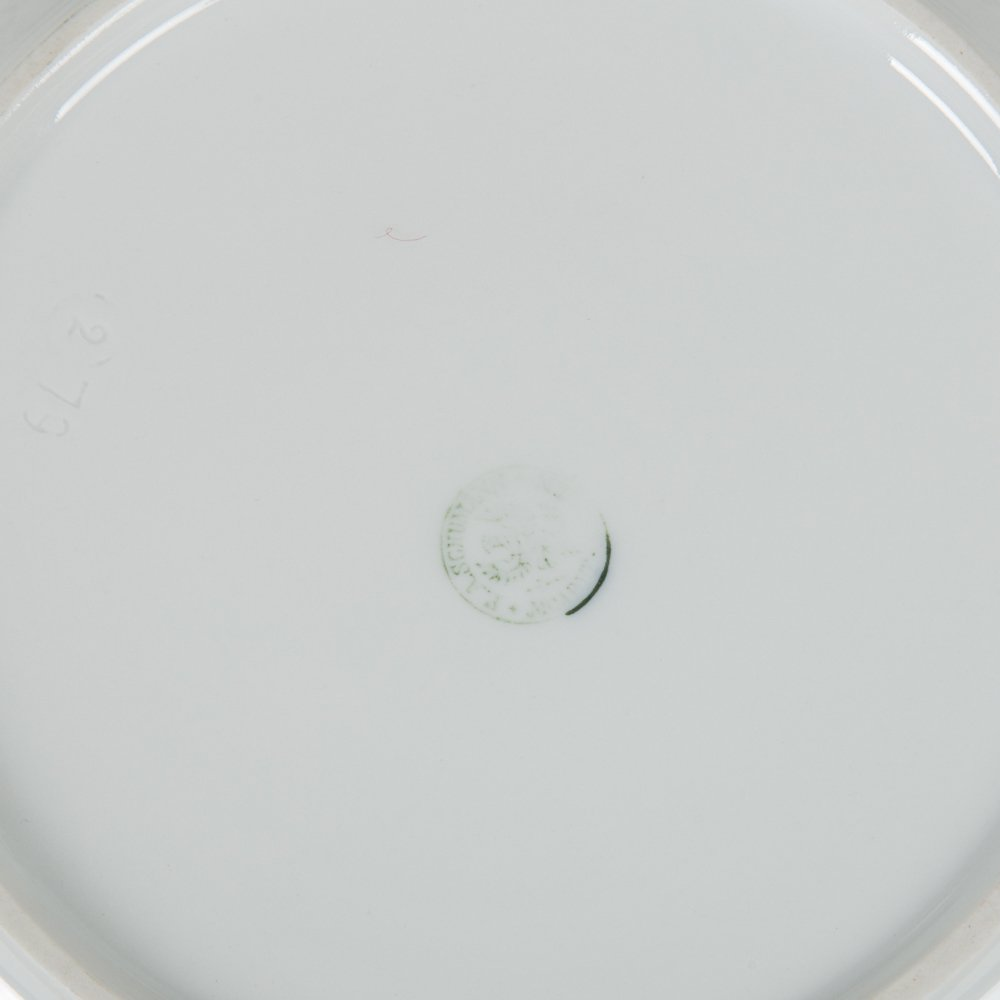 A Miscellaneous Collection of Porcelain Serving and - 8
