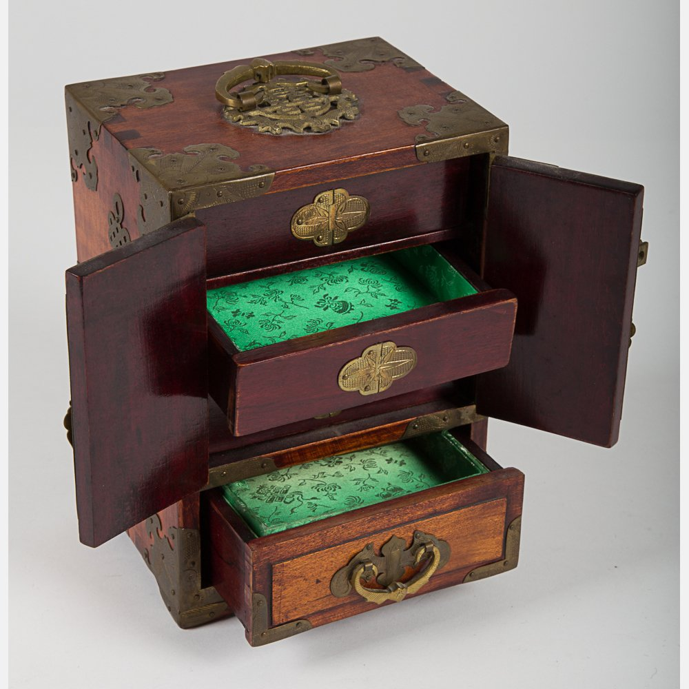 A Miscellaneous Collection of Asian Boxes, 20th - 5