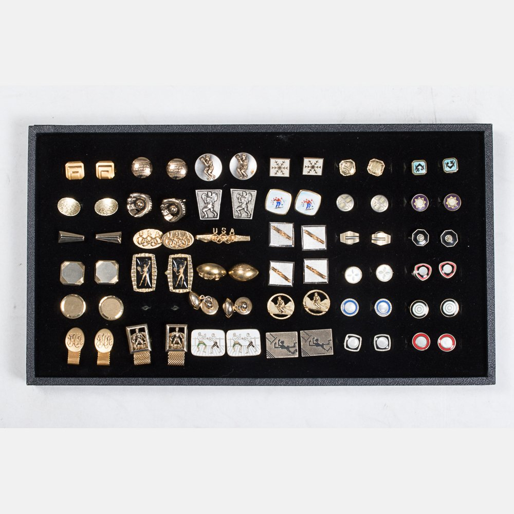 A Miscellaneous Collection of Thirty-Four Pairs of