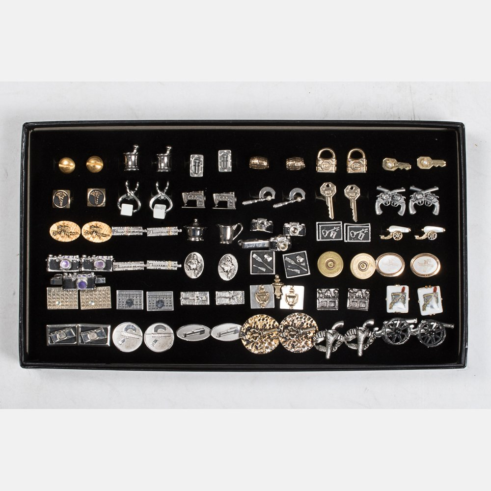 A Miscellaneous Collection of Thirty-Six Pairs of