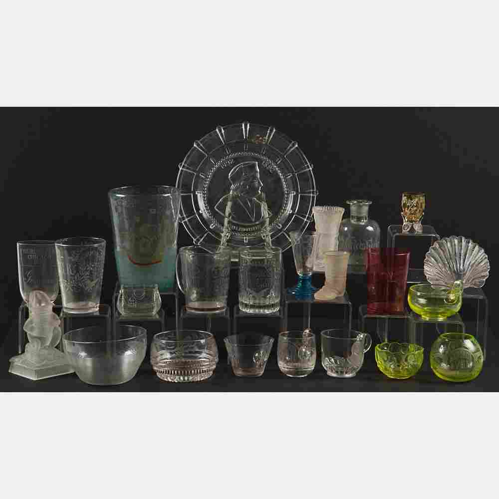A Miscellaneous Collection of Twenty-Three Clear,