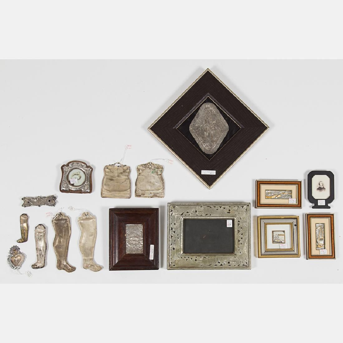 A Miscellaneous Collection of Framed and Unframed