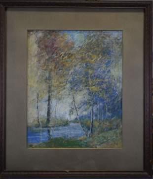 Charles Hetherington Original Landscape
