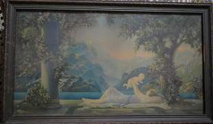 Robert Atkinson Fox Love's Paradise Print