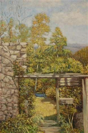 Vladimir Ctibor Orignal Landscape