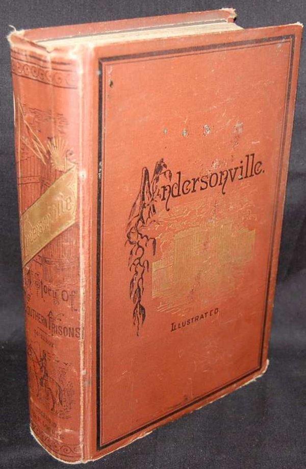 8: ANDERSONVILLE, JOHN McELROY 1879