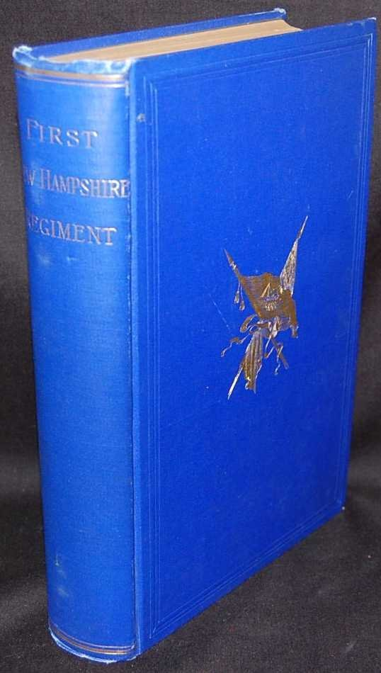 14: THE FIRST REGIMENT OF NEW HAMPSHIRE VOLUNTEERS 1890