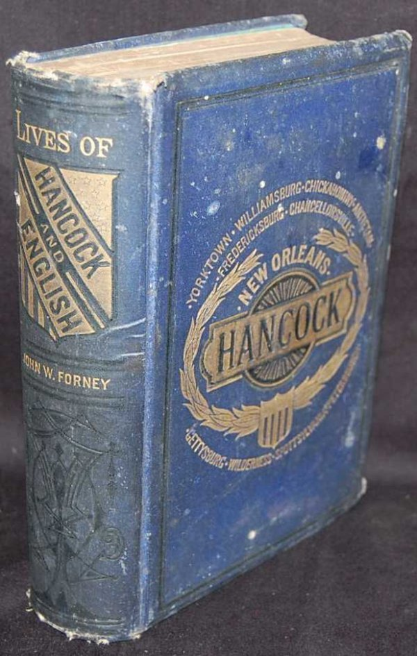 16: LIFE & MILITARY CAREER OF WINFIELD SCOTT HANCOCK