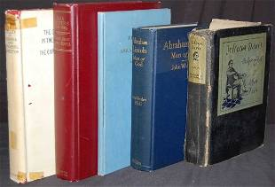 97: GROUP OF 5 CIVIL WAR BOOKS FROM 1920-1929