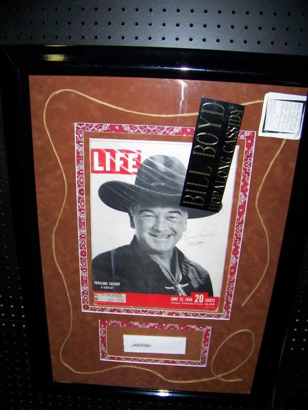 11: 1950 Hopalong Cassidy Signed Time Magazine