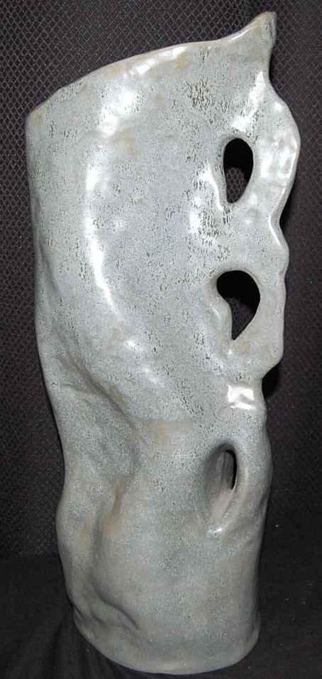 4: Bearden Abstract Pottery Vase