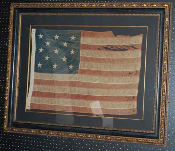 46: 13 Star Flag ca 1870-1890