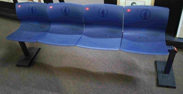 8: Original Seats From 1996 Atlanta Olympic Stadium