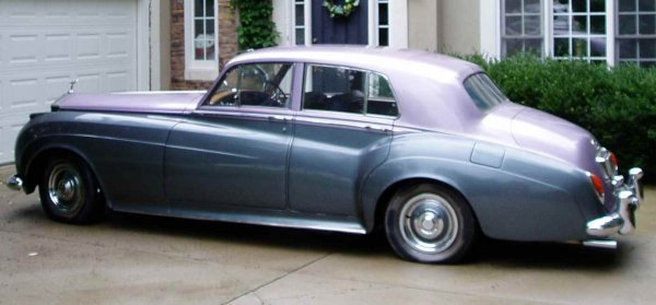 76: 1958 Rolls Royce Silver Cloud -Updated