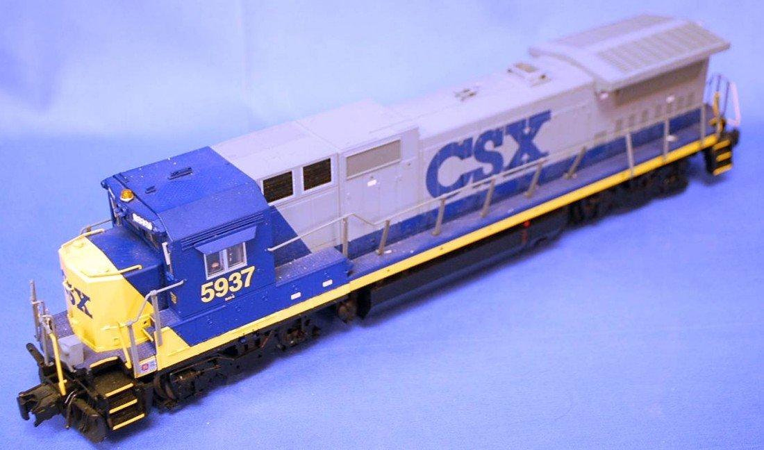104: #5937 CSX ENGINE