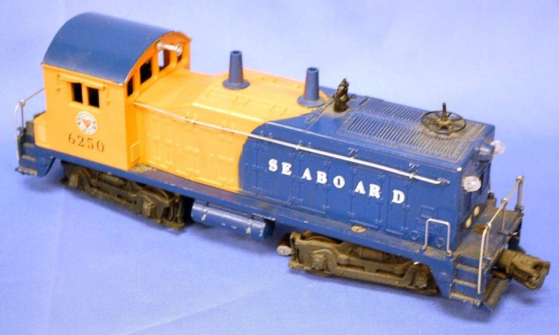 120: SEABOARD #6250 LOCOMOTIVE ENGINE