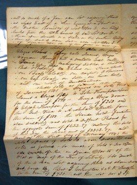 005: 1841 JUDGEMENT CONCERNING SLAVES AND PROPERTY