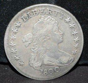 024: RARE US 1800 LIBERTY DOLLAR
