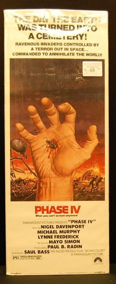 023: Phase IV Movie Poster