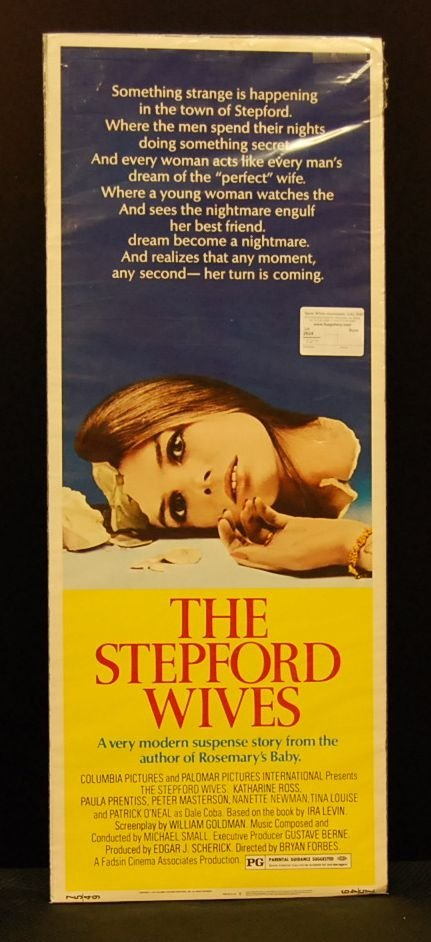 053: The Stepford Wives Movie Poster