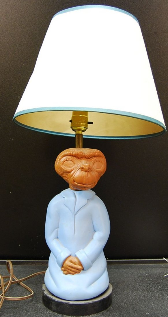 137: Rare E.T. Lamp - Only one ever made