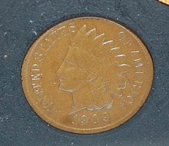 017: 1909-S Indian Head  Cent